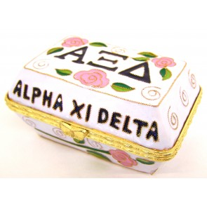 AXiD Cloisonne Box