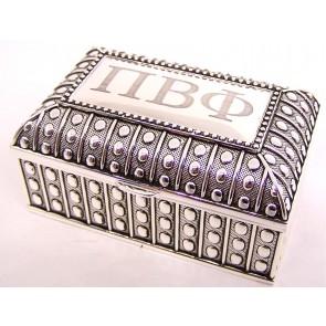 PiPhi Beaded Box