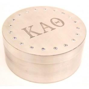 Theta Round Box