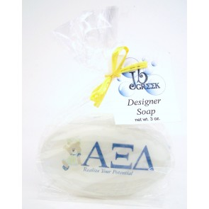 Sorority Logo Soap - Alpha Xi Delta