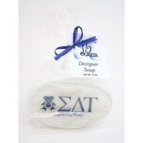 Sorority Logo Soap - Sigma Delta Tau