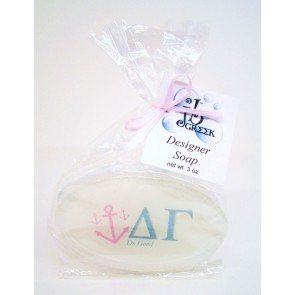 Sorority Logo Soap - Delta Gamma