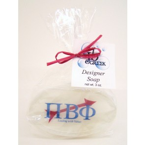 Sorority Logo Soap - Pi Beta Phi