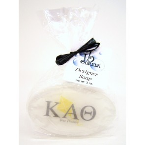 Sorority Logo Soap - Kappa Alpha Theta