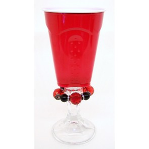 jeweled party cup