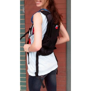 Texas Flag Hydration Pack