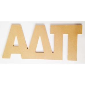 Alpha Delta Pi Wall Letters