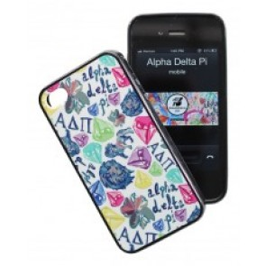 Alpha Delta Pi iPhone case