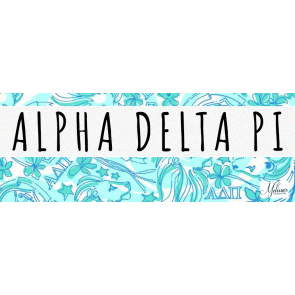 Alpha Delta Pi Lilly Pulitzer Cover Photo