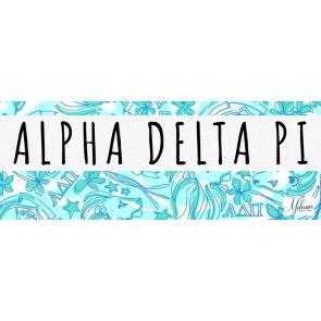 Alpha Delta Pi Lilly Pulitzer Cover Photo