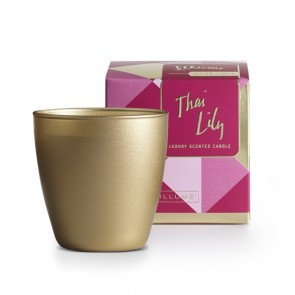 Thai Lily Demi Boxed Glass Candle