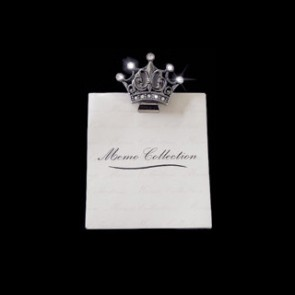 Crown Memo Pad