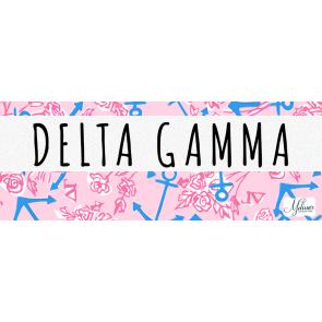 Delta Gamma Lilly Pulitzer Cover Photo
