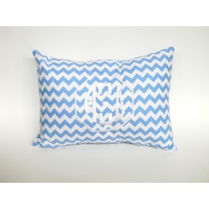 Alpha Xi Delta Chevron Pillow