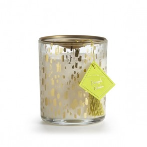 Pineapple Cilantro Melrose Glass Candle