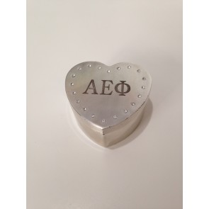 AEPhi Heart Box