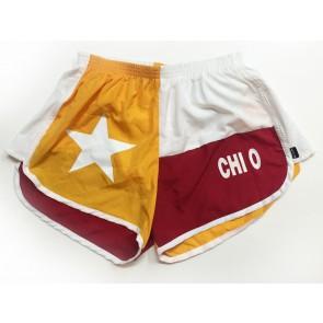 BOA Challenger Shorts Chi Omega