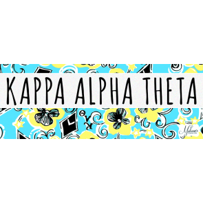 Kappa Alpha Theta Lilly Pulitzer Cover Photo