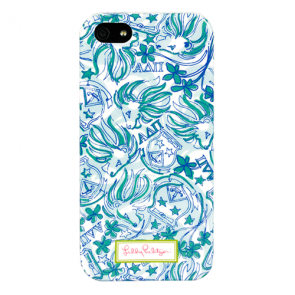 Lilly Pulitzer iPhone 5 Cover - Alpha Delta Pi