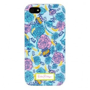 Lilly Pulitzer iPhone 5 Cover - Alpha Xi Delta
