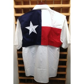 Texas Flag Short-Sleeve PFG