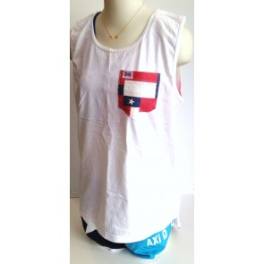 texas flag pocket tank