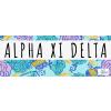 Alpha Xi Delta Lilly Pulitzer Cover Photo