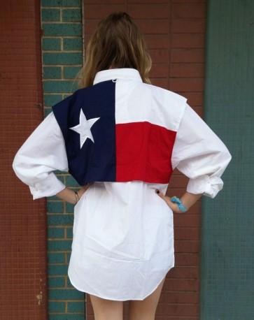 Texas Flag Long-Sleeve PFG