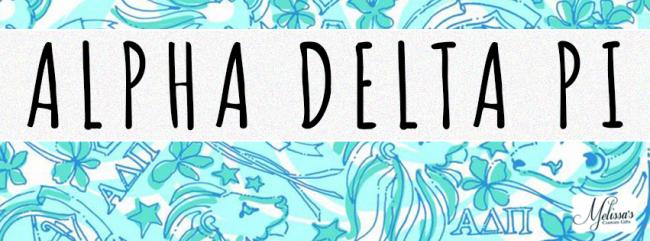 76ec922993eec6 Alpha Delta Pi Lilly Pulitzer Cover Photo - Melissa's Custom Gifts
