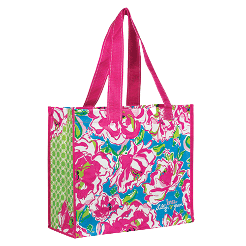 Lilly Pulitzer Lucky Charms Market Bag
