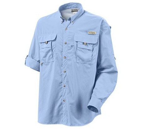 43b83a529dd Columbia PFG Bahama II Long Sleeve Shirt - Sail · Zoom