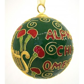 AchiO Round Color Ornament