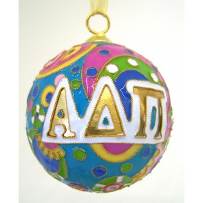 ADPi Psych Ornament