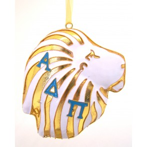 ADPi Lion Ornament