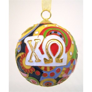 ChiO Psych Ornament