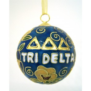 DDD Round Color Ornament