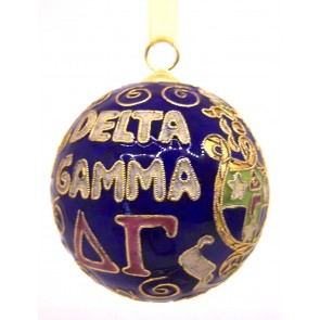 DG Round Color Ornament