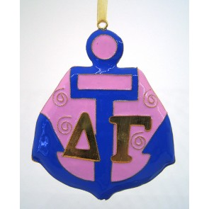 DG Anchor Ornament
