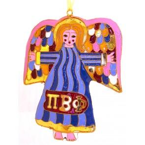 PiPhi Angel Ornament