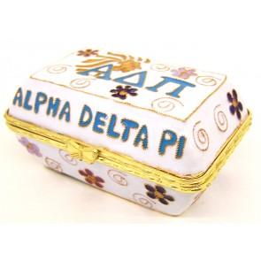 ADPi Cloisonne Box