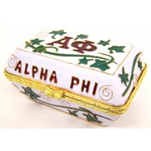 APhi Cloisonne Box