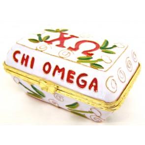 ChiO Cloisonne Box