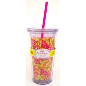 ChiO Lilly Tumbler