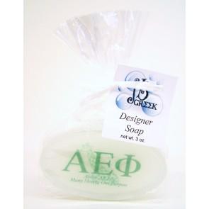 Sorority Logo Soap - Alpha Epsilon Phi