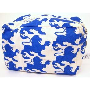 Canvas Cosmetic Bag - Alpha Delta Pi