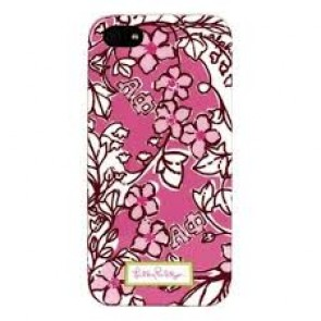 Lilly Pulitzer iPhone 5 Cover - Alpha Phi