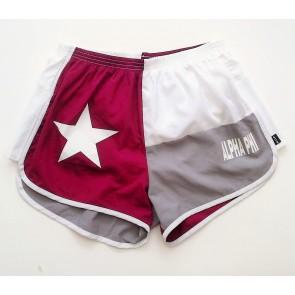 BOA Challenger Shorts Alpha Phi