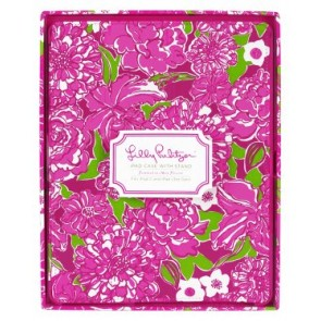 Lilly Pulitzer iPad Case with Stand in May Flowers