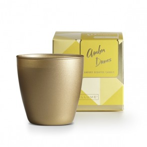 Amber Dunes Demi Boxed Glass Candle