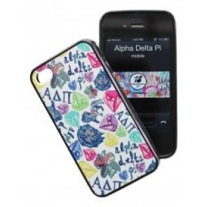 Alpha Delta Pi iPhone case